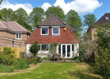 Thumbnail 3 bed detached house for sale in Busbridge Lane, Godalming, Surrey