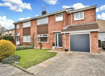 Thumbnail 4 bed detached house for sale in Parc Y Felin, Creigiau, Cardiff