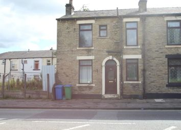 Thumbnail 2 bed end terrace house for sale in Halifax Road, Rochdale
