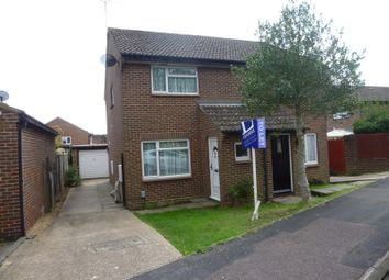 Thumbnail 2 bedroom semi-detached house to rent in Lysander Way, Waterlooville