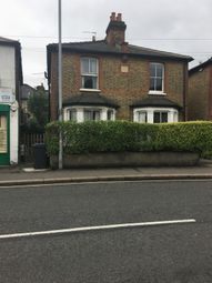 Thumbnail 4 bed semi-detached house to rent in Claremont Villas, Kingston Upon Thames