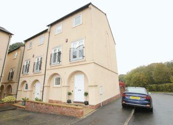 Thumbnail 3 bed semi-detached house for sale in Grange Park Drive, The Paddocks, Biddulph