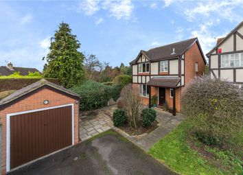 Thumbnail 3 bed detached house for sale in Horsemans Ride, St. Albans, Hertfordshire