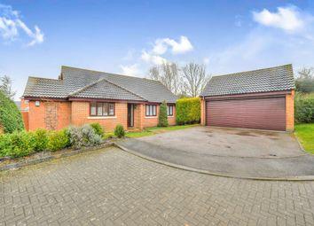 Thumbnail 3 bedroom detached bungalow for sale in Eridge Green, Kents Hill, Milton Keynes
