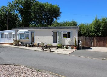 Thumbnail 1 bedroom mobile/park home for sale in Moorlands Park, Ashby Road, Sinope