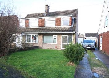 Thumbnail 3 bed semi-detached house for sale in Byland Close, Formby, Liverpool