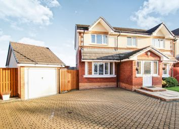 Thumbnail 4 bed detached house for sale in Sycamore Way, Glasgow