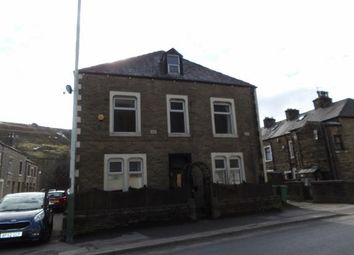 Thumbnail 4 bed end terrace house for sale in Bacup Road, Bacup, Rossendale, Lancashire