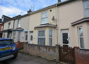 Thumbnail 3 bedroom terraced house for sale in Summer Road, Lowestoft