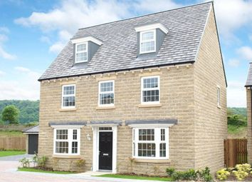 """Thumbnail 5 bed detached house for sale in """"Emerson"""" at Church Lane, Hoylandswaine, Sheffield"""