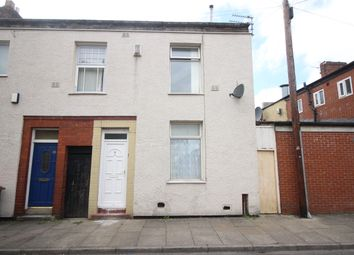 Thumbnail 3 bed end terrace house for sale in Elijah Street, Preston
