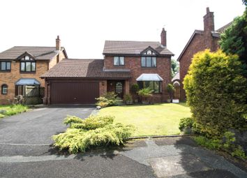 Thumbnail 4 bed detached house for sale in Glentrool Mews, Bolton