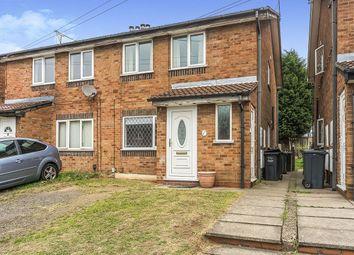 Thumbnail 2 bed flat to rent in Peel Way, Tividale, Oldbury