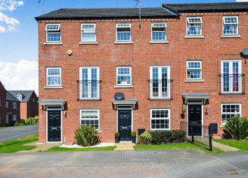 Thumbnail 3 bed town house for sale in Pippin Close, Selston, Nottingham