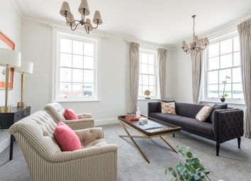 Thumbnail 4 bed end terrace house for sale in Liscombe Street, Poundbury, Dorchester