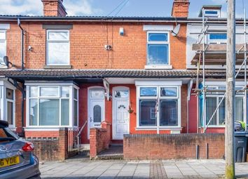 Thumbnail 4 bed terraced house for sale in Ryland Road, Sparkhill, Birmingham, West Midlands