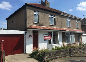 Thumbnail 3 bedroom semi-detached house for sale in Yealand Avenue, Heysham, Morecambe
