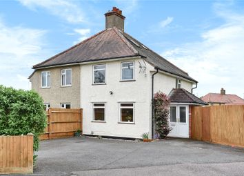 Thumbnail 3 bed semi-detached house for sale in Springwell Avenue, Mill End, Rickmansworth, Hertfordshire
