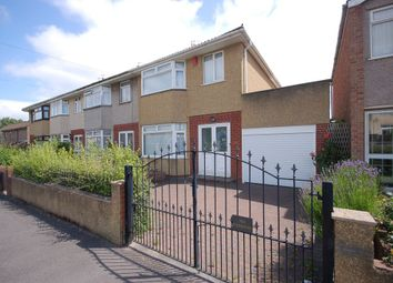 Thumbnail 3 bed semi-detached house for sale in Whiteway Road, St. George, Bristol