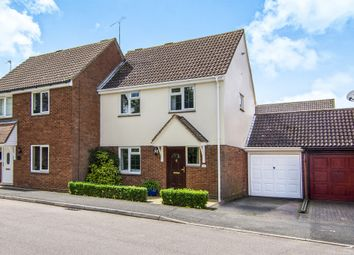 Thumbnail 3 bed semi-detached house for sale in Kelvedon Green, Kelvedon Hatch, Brentwood
