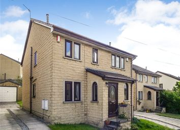 Thumbnail 2 bed semi-detached house for sale in The Oval, Bingley, West Yorkshire