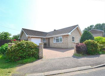 Thumbnail 3 bed detached bungalow for sale in Rodney Road, Hartford, Huntingdon, Cambridgeshire