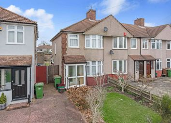 3 bed end terrace house for sale in Sherwood Park Avenue, Blackfen, Sidcup DA15