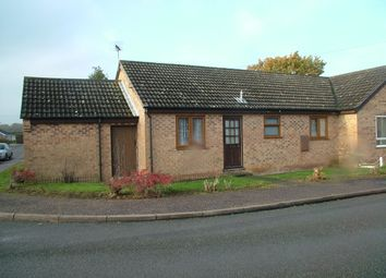 Thumbnail 2 bedroom bungalow to rent in Rectory Close, Long Stratton, Norwich