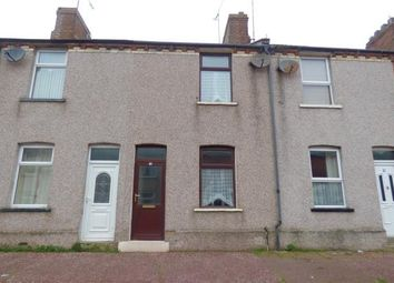 Thumbnail 2 bed terraced house for sale in Vernon Street, Barrow-In-Furness, Cumbria