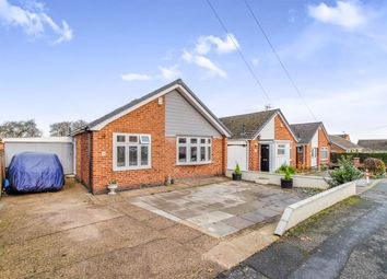 Thumbnail 3 bed detached bungalow for sale in Vernon Drive, Nuthall, Nottingham
