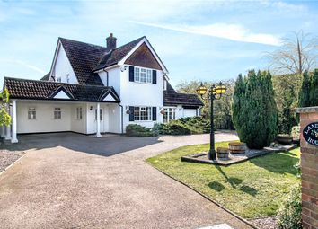 Thumbnail 5 bed detached house for sale in Lound Road, Blundeston, Lowestoft, Suffolk