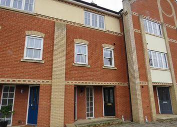 Thumbnail 3 bed terraced house to rent in Massingham Drive, Earls Colne, Colchester