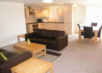Thumbnail 3 bedroom flat to rent in London Road, Newcastle-Under-Lyme