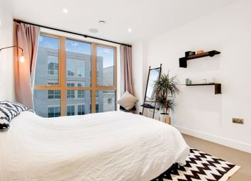 Thumbnail 1 bed flat for sale in Meldola Yard, London