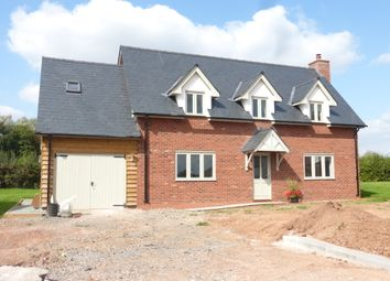 Thumbnail 3 bed detached house for sale in Graftonbury Rise, Grafton, Hereford