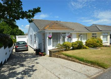 Thumbnail 1 bedroom semi-detached bungalow for sale in Church Way, Falmouth