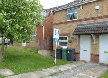 Thumbnail 2 bed semi-detached house for sale in Marled Close, Heckmondwike, West Yorkshire.