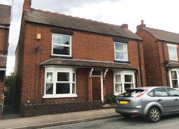 Thumbnail 4 bedroom property to rent in Ivanhoe Road, Lichfield