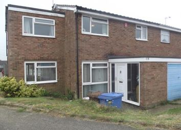 Thumbnail 4 bed semi-detached house for sale in Ipswich, Suffolk