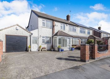 Thumbnail 5 bed semi-detached house for sale in Gilberts Drive, Newbold Verdon, Leicester