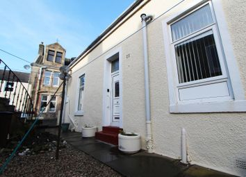 Thumbnail 1 bedroom flat for sale in Crichton Street, Millport, Isle Of Cumbrae