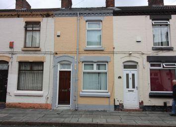 Thumbnail 2 bedroom terraced house to rent in Hawkins Street, Kensington, Liverpool