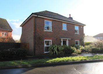 Thumbnail 4 bed detached house for sale in Jarvis Fields, Bursledon, Southampton