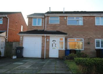 Thumbnail 4 bed semi-detached house for sale in Churchfield, Shevington, Wigan
