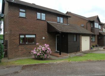 Thumbnail 3 bed detached house for sale in Lea Close, Broughton Astley, Leicestershire