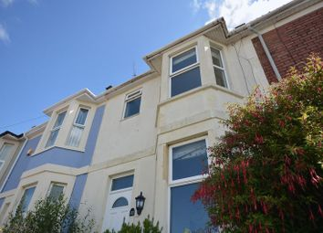 Thumbnail 3 bed terraced house to rent in Kensal Road, Bedminster, Bristol
