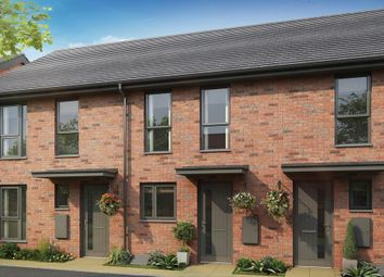 "Thumbnail 2 bed terraced house for sale in ""Richmond"" at Rhodfa Cambo, Barry"