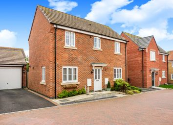 Thumbnail 3 bedroom detached house for sale in Kilbride Way, Orton Northgate Peterborough