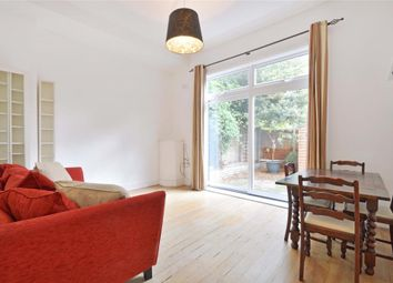 Thumbnail 2 bed flat to rent in Minster Road, West Hampstead