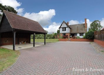 5 bed detached house for sale in Foxhall Road, Ipswich, Suffolk IP4
